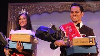 Di acara puncak Grand Final Pemilihan Mr. & Ms. LSPR 2017 yang berlangsung pada Rabu, 12 Juli 2017 di Prof. Dr. Djajusman...
