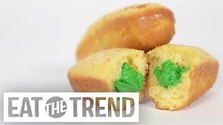 Home Hack: Ghostbusters Key Lime Slime Twinkies | Eat The Trend by POPSUGAR Food