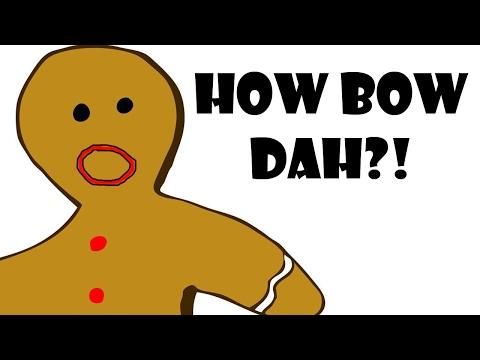 Catch Me Outside VINE - Gingerbread Man