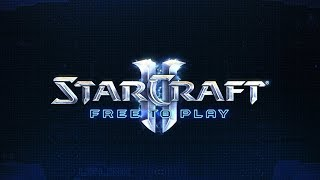 Стратегия StarCraft 2 перешла на модель Free 2 Play