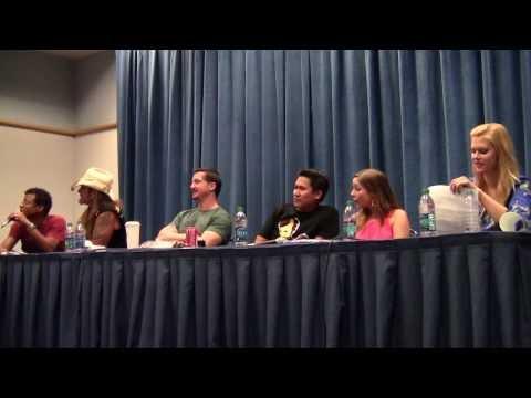 Metrocon 2013: Voice Actors Unplugged