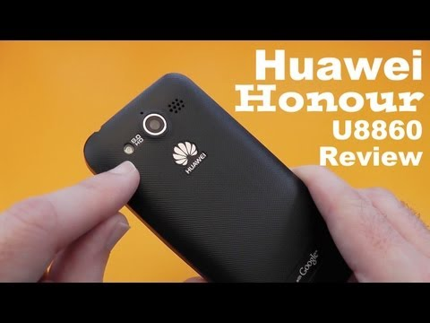Huawei Honour U8860 Review