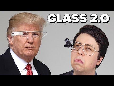 "Google Glass 2.0 PARODY - ""Enterprise Edition"""