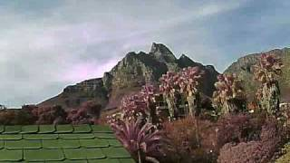 Timelapse Video - Table Mountain - 18/06/2010