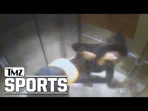 Ray Rice — ELEVATOR KNOCKOUT … Fiancee Takes Crushing Punch