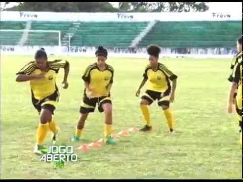 [JOGO ABERTO PE] Começa a Taça Cidade do Paulista de Futebol Feminino