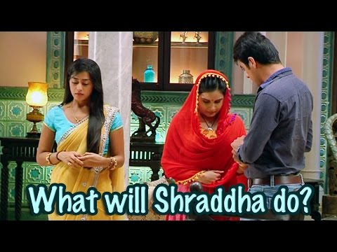 What will Shraddha do to get Sher back. From the s