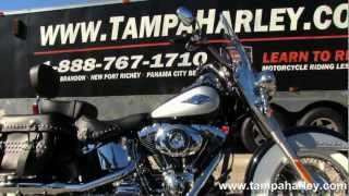 9. New 2013 HD Heritage Softail Classic for sale - review