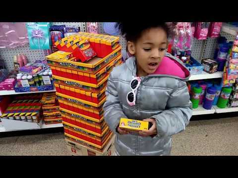 Family Vlog 2018 #18 : Hannah is going to the Dentist!!! The Dollar Tree has Workout DVDs Say What!_Ön is fél a fogorvosnál? De mit csinálnak mások?