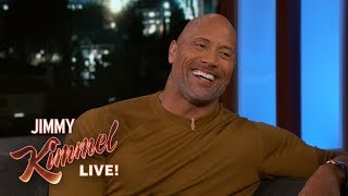 Video Dwayne Johnson on Rivalry with John Cena MP3, 3GP, MP4, WEBM, AVI, FLV November 2018