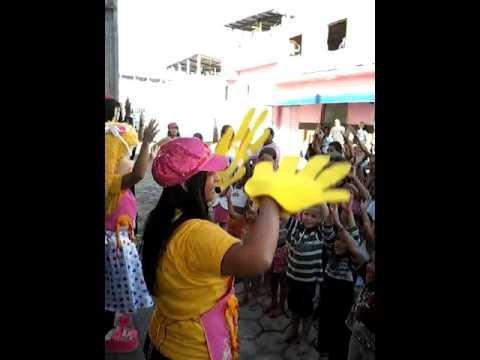 Grande é o amor de Jesus - Simone Areia & Cia em Cruzília MG