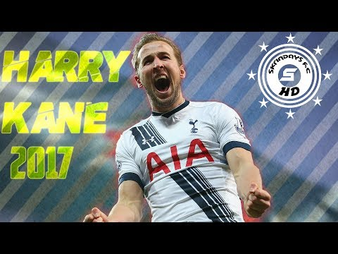 Harry Kane ● All goals scored during the 2016/17 season