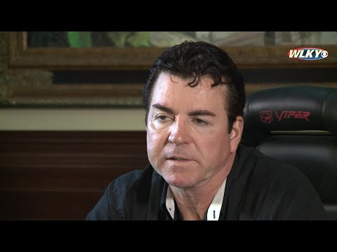 Exclusive interview with Papa John's founder John Schnatter