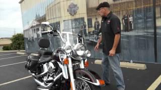 1. 2011 Harley-Davidson Heritage Softail Classic