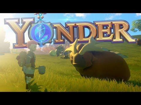 Yonder: The Cloud Catcher Chronicles - B
