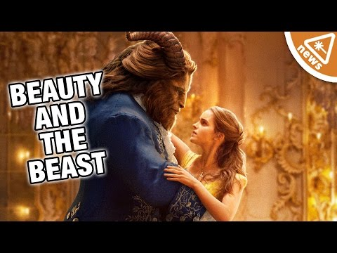 How the New Beauty and the Beast Fixes Classic Plot Holes Nerdist News w Jessica Chobot