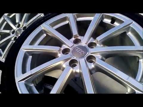 Размеры колес ауди а3 фото