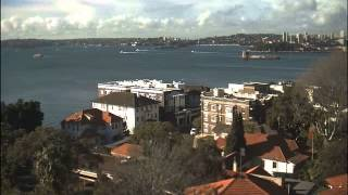 Sydney Webcam Time Lapse for Sun, 8th June 2014