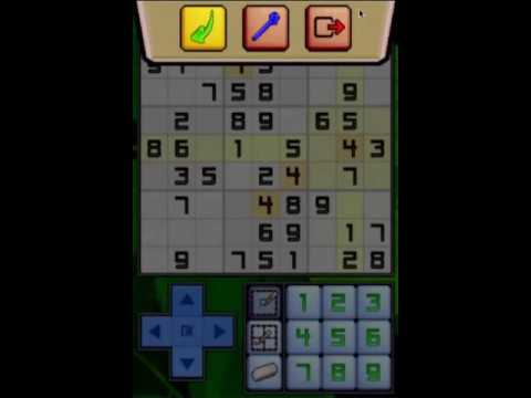 Video of Sudoku HD Game Series