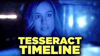 Video Captain Marvel TESSERACT Explained! New Marvel Timeline Breakdown! MP3, 3GP, MP4, WEBM, AVI, FLV Maret 2019
