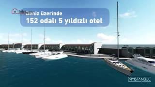 """https://www.emlakwebtv.com/kiyi-istanbul-toplanti/63862Burgan Bank Yönetim Kurulu Başkanı Mehmet Nazmi Erten, Kıyı İstanbul projesinin turizm yatırımcılarının sektöre inancının ifadesi olduğunu söylediKıyı İstanbul projesinin tanıtımında söz alan Burgan Bank Yönetim Kurulu Başkanı Mehmet Nazmi Erten, turizm sektörünün karşı karşıya olduğu olumsuz tabloya rağmen, yerli ve yabancı bir grup yatırımcının sektöre duyduğu inancı göstermesi açısından önemli olduğunu söyledi. Erten: """"Bu manada projede rol alanları hem tebrik ediyorum, hem de bundan sonrası için yüreklendirmek istiyorum..."""" dedi. Pelz: İstanbul muhteşem bir yatırım merkeziProjenin ortaklarından Irezi Internationel CEO'su Ulrich Pelz de İstanbul'un bir mıknatıs gibi tüm dünyayı kendine çekmeyi sürdürdüğünü söyledi. Pelz, Kıyı İstanbul projesinin Türkiye ve İstanbul halkı için olduğu kadar ülkeyi ziyaret eden turistler için de bir çekim merkezi olmayı sürdüreceğini de vurgulayarak: """"Projeyi Almanya ya da İsviçre'de hayata geçiremezsiniz. Bunu gerçekleştirirken yetkin ve seçkin ortaklar bulmalı, kaliteli mesai arkadaşlarıyla çalışmanız gerekir."""" dedi. Akgün: Ulaşım açısından en uygun marinaBüyükçekmece Belediye Başkanı Hasan Akgün de Kıyı İstanbul'un ulaşım açısından en kolay yat limanı ve marinasına sahip olacağını belirtti. Akgün: """"Proje 4 bin aileye istihdam sağlayacak."""" dedi. Söylet: Muhteşem  bir konumOvervest Grup İcra Kurulu Başkanı Yunus Söylet de, projenin muhteşem konumsal özelliklere sahip olduğunu belirterek: """"E-5'in dibindeyiz. Önümüz deniz, arkamız E-5...  1.200 metrelik bir sahil şeridine kurulacak bir projeden bahsediyoruz..."""" ifadelerini kullandı."""