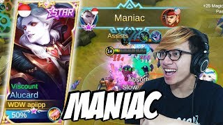 Download Video NEW SKIN ALUCARD VISCOUNT MANIAC ! - MOBILE LEGENDS INDONESIA MP3 3GP MP4