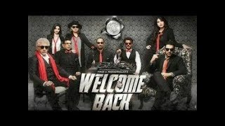 Welcome back | Full hindi movie | HD Movie | Anil kapoor | Nana Patekar | Paresh rawal |John Abraham