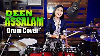 Video DEEN ASSALAM | SABYAN | Drum Cover by Nur Amira Syahira MP3, 3GP, MP4, WEBM, AVI, FLV Desember 2018