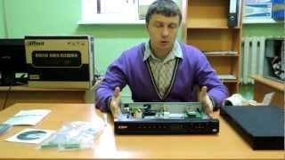 Видео. Видеообзор сетевого регистратора NVR-3208-P