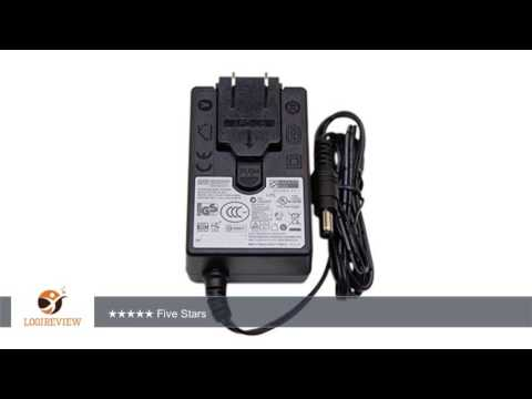 Replacement 36W AC Adapter for Western Digital External Hard Drives My Book Mirror Edition: