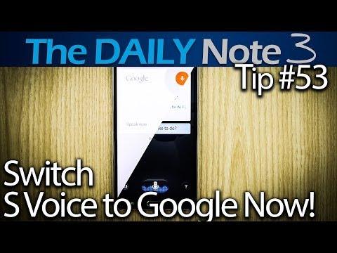 comment modifier s'voice