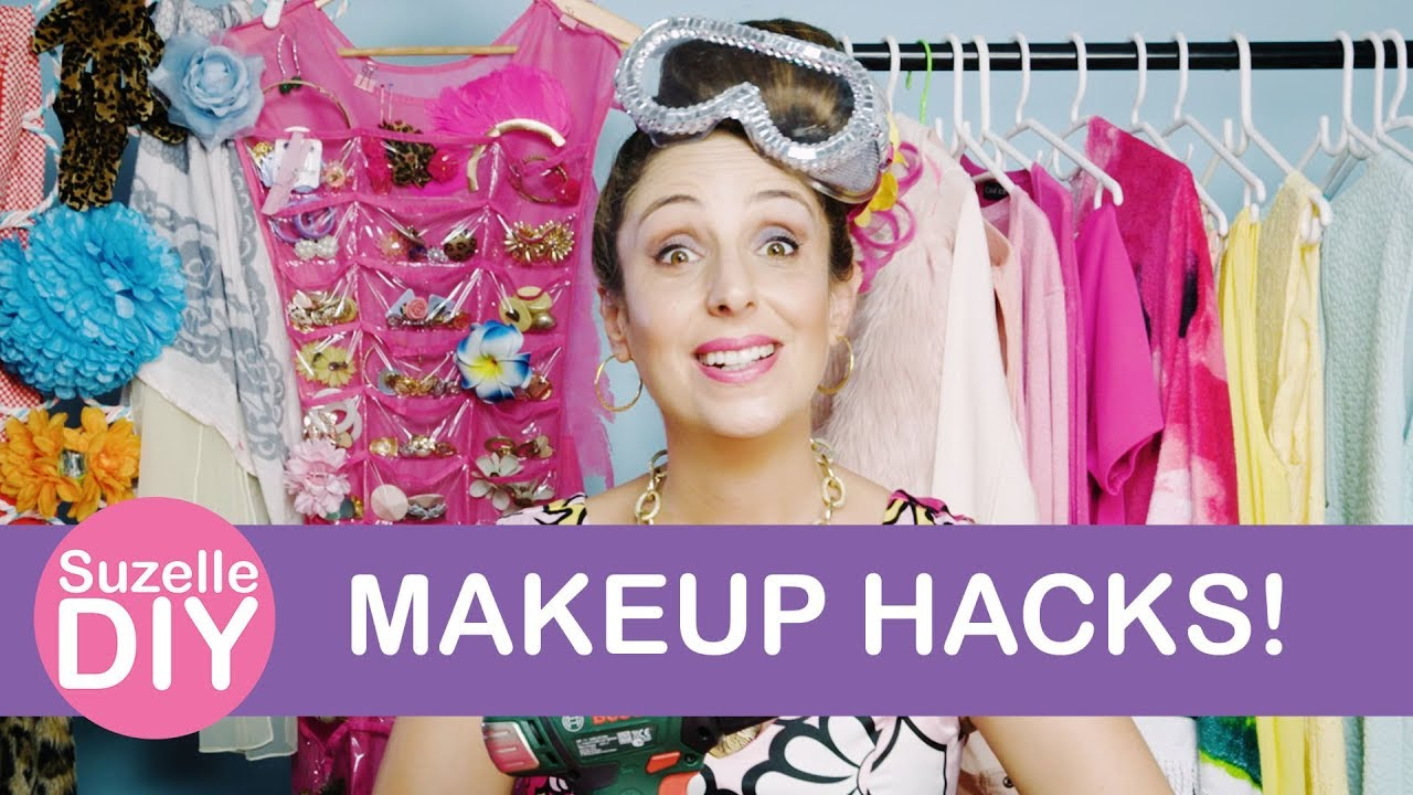 How to Shake up your Makeup!-graphic