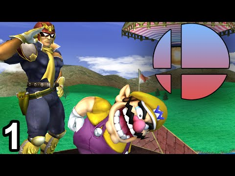 Scott - MC and Scott throw down the formalities and get into an all out brawl in Super Smash Bros. Suggest your crazy character/stage/speciality matchups in the comments! Want more SMASH?! http://patreon....