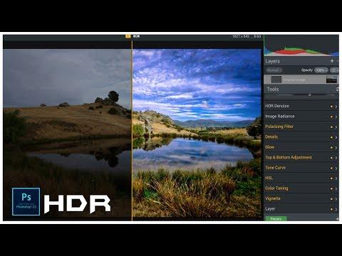 TOP AWARD PHOTOSHOP PLUGIN - AURORA HDR 2017