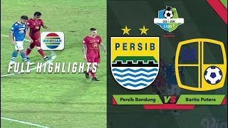 Video PERSIB BANDUNG (3) vs (3) BARITO PUTERA - Full Highlight | Go-Jek Liga 1 bersama Bukalapak MP3, 3GP, MP4, WEBM, AVI, FLV Desember 2018