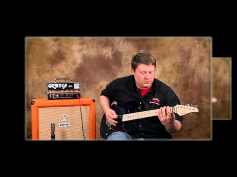 Mesa Boogie Mini Rectifier Vs Orange Dark Terror Comparison