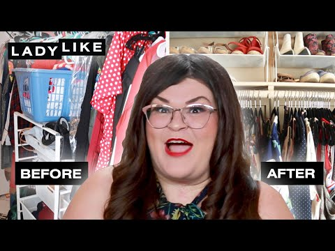 Kristin Gets A Closet Makeover • Ladylike