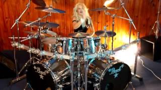 Nonton Jully Lee (Drummer Girl) COZY POWELL TRIBUTE LOVE AIN´T NO STRANGER (WHITESNAKE) 3/3 Film Subtitle Indonesia Streaming Movie Download