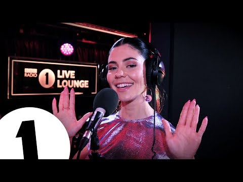 Clean Bandit - Baby Ft Marina In The Live Lounge