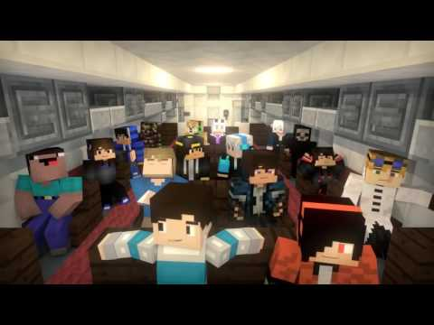 Minecraft Đại dịch Zombie | Minecraft Animation Full HD | Super Hero Music | UNOFFICIAL VIDEO - Thời lượng: 16:25.