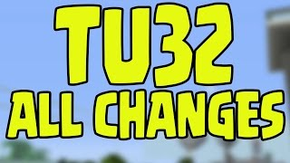 Minecraft PS3, PS4, Xbox- TITLE UPDATE TU32 RELEASE AND ALL CHANGES! (Change Log)