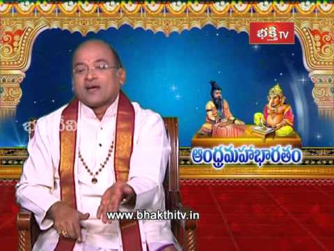 Andhra Mahabharatam - Sauptika Parvam (The Book of the Sleeping Warriors) - Episode 1339 | Part 2