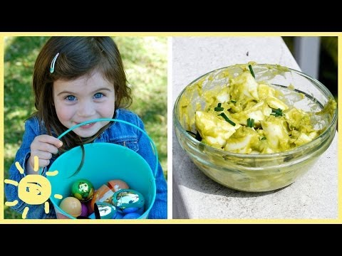 MEG | Ideas and Recipes for Using Up Hardboiled Eggs