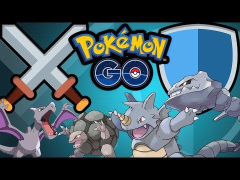 Die besten Attacken aller Gesteins-Pokémon | Pokémon GO Deutsch #306