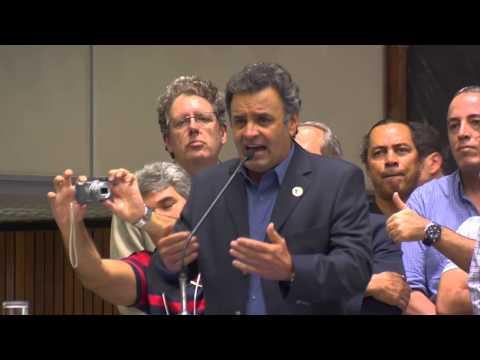 Convenção PSDB-MG – Aécio Neves fala da importância de Minas para o Brasil