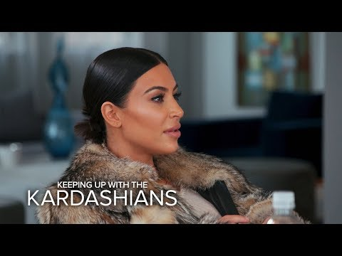 Keeping Up with the Kardashians 14.02 (Clip 'Kim Calls Caitlyn a 'Liar' Over Her Book')