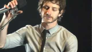 Gotye - Somebody That I Used To Know (HD) - Live in Paris 2012