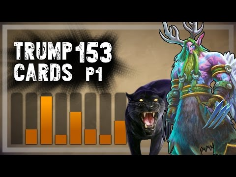 cards - It's getting wild. ▻ Part 2: https://www.youtube.com/watch?v=s683UEbHIng → value games: http://bit.ly/TrumpDeals ·······································...