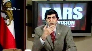 Bahram Moshiri At Radio Sedaye Mardom - Genesis Of Islam (in Persian)