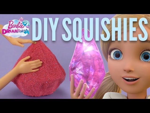 Diy-squishy-gems-with-barbie